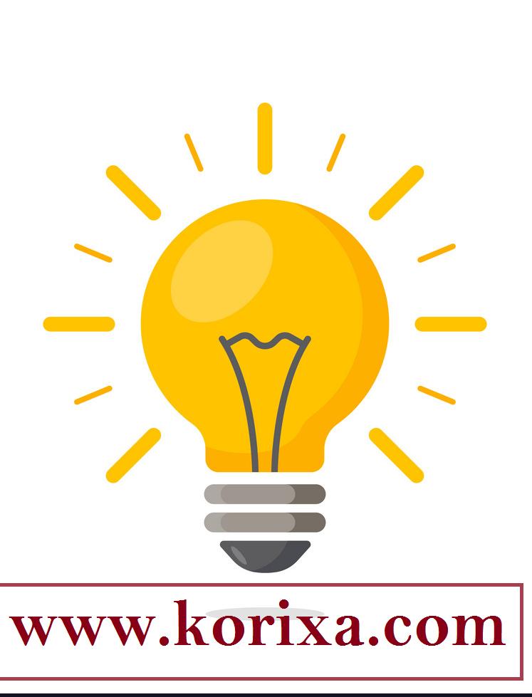 في قانون الانعكاس للضوء تكون زاوية السقوط