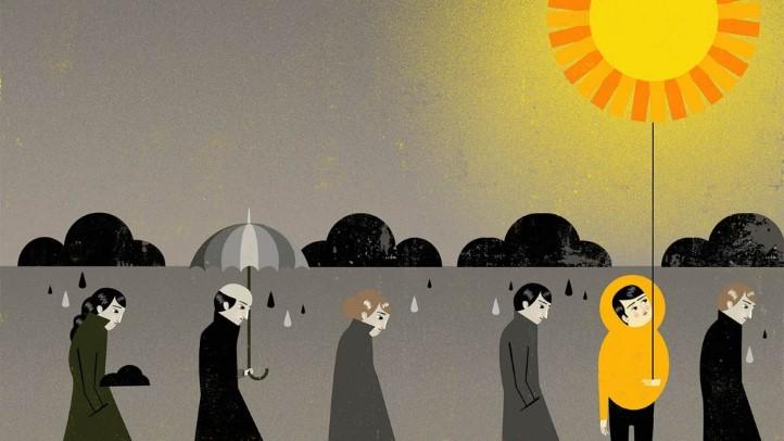 """""""اعرف"""" كيف يؤثر فينا الطقس علوم اول ابتدائي"""