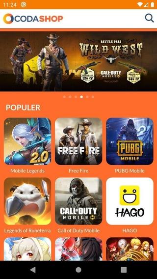 Coda Shop APK 2.5.0 - download free apk from APKSum