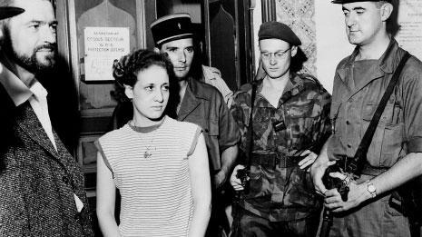 زهرة ظريف بالإنكليزية في ذكرى حرب التحرير: اليوم الجزائر وغداً… فلسطين –  هنا لبنان